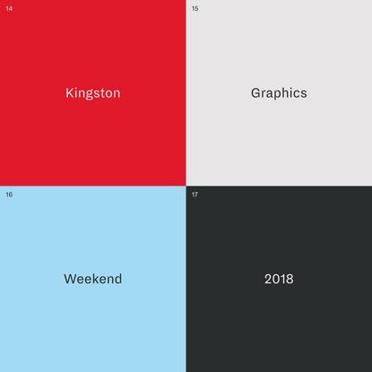 Home - Kingston Graphics Weekend