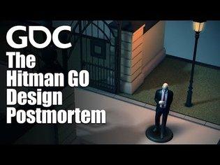 The Hitman GO Design Postmortem