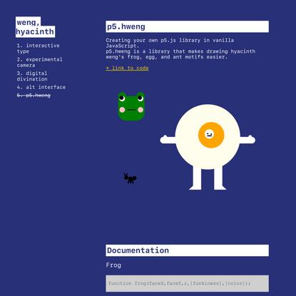 hweng code 2 | p5.hweng
