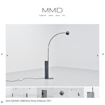 Gino Sarfatti 1096 floor lamp Arteluce 1971 – Mid Mod Design