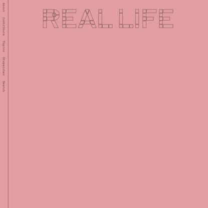 Main Character Energy — Real Life