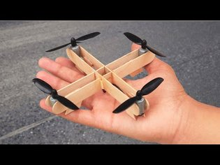 How to Make a Drone at Home | Awesome DIY Quadcopter
