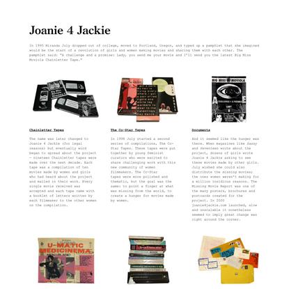 Joanie 4 Jackie