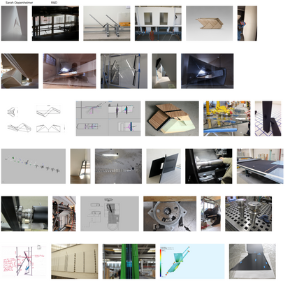 Researches - Sarah Oppenheimer