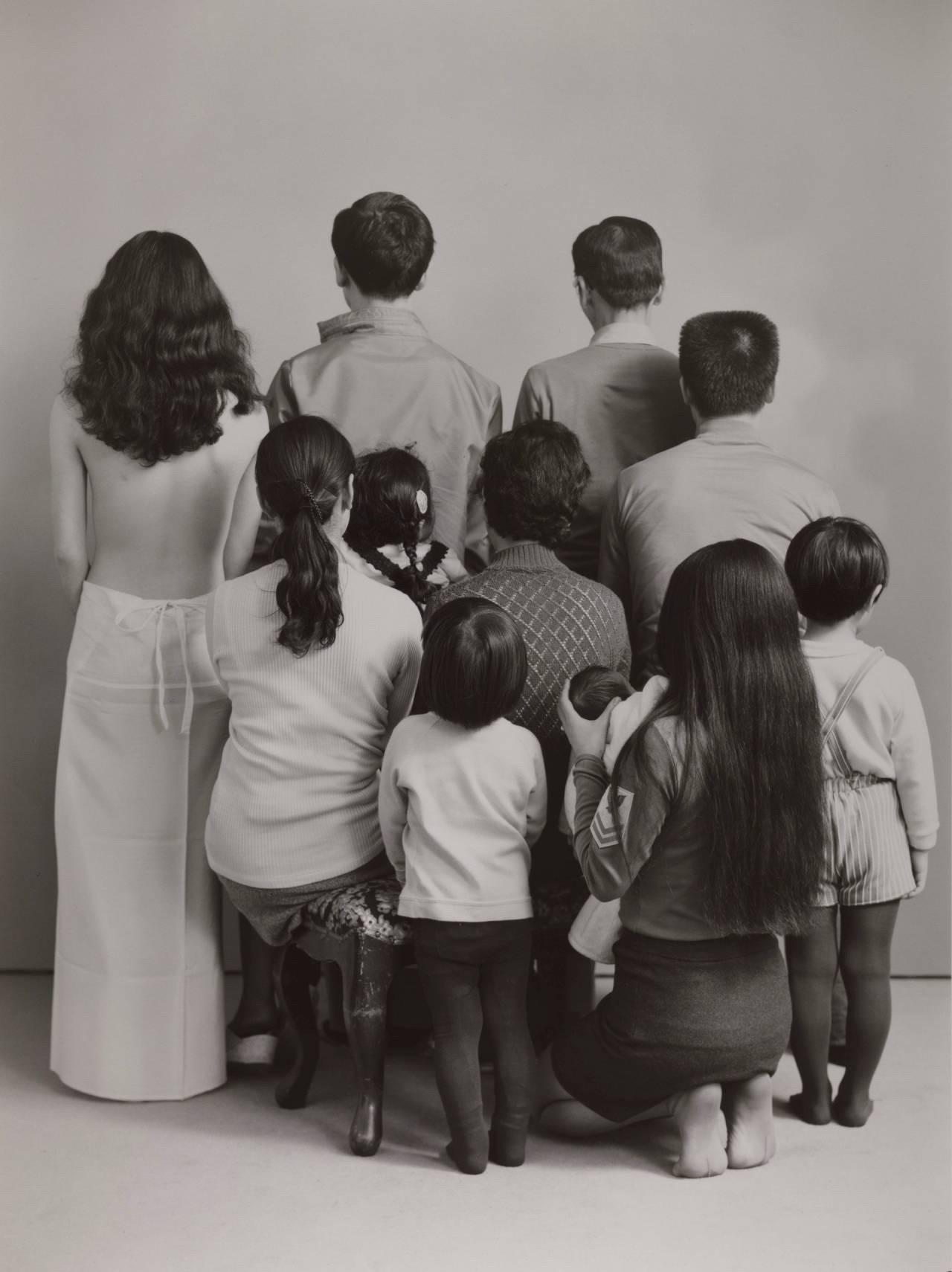 Masahisa Fukase, Family Portrait, 1972