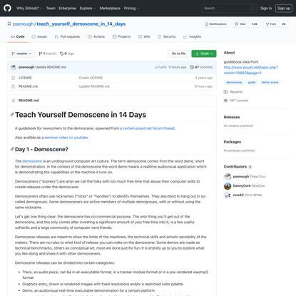 psenough/teach_yourself_demoscene_in_14_days