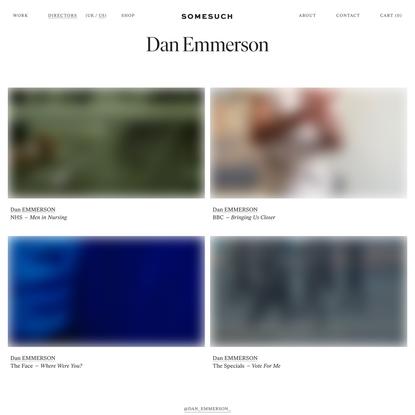 Dan Emmerson   Somesuch