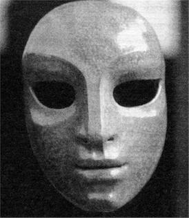 Neutral Mask (Jacques Lecoq)