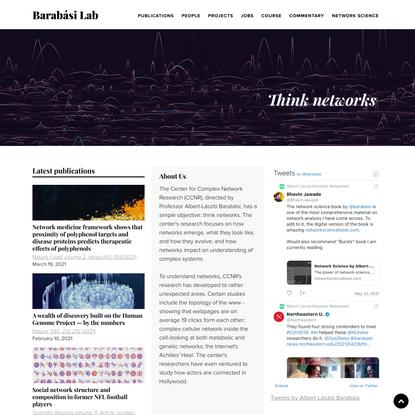 Barabási Lab