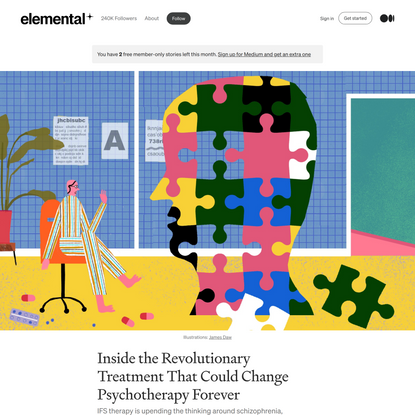 Inside the Revolutionary Treatment That Could Change Psychotherapy Forever