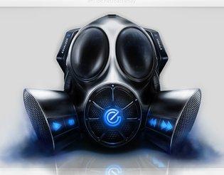 Gas Mask Interface Design