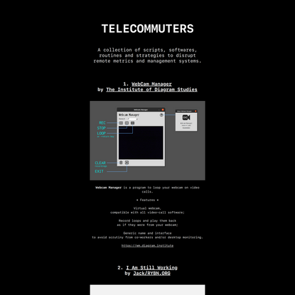 RYBN | TELECOMMUTERS