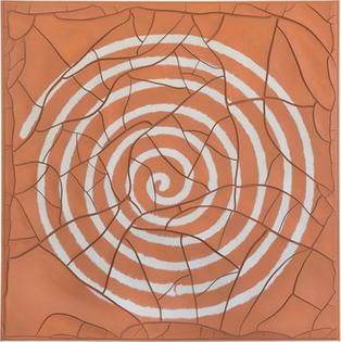 Adriana Varejão, Espiral (Spiral) (2020)