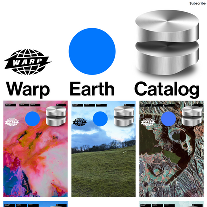 Warp Earth Catalog