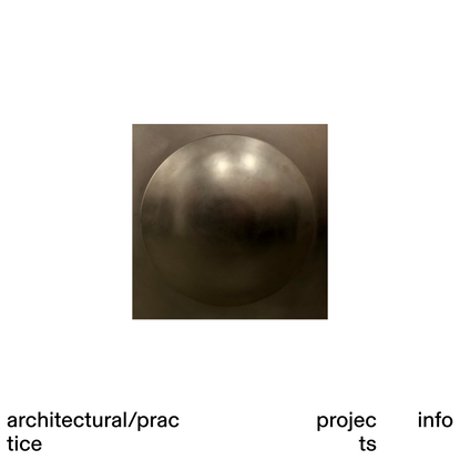 Home — architectural/practice