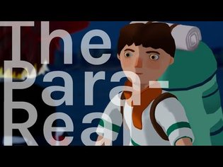Finding the Self in the Para-Real with VR Documentarian Joe Hunting