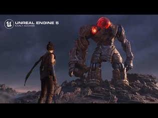 Welcome to Unreal Engine 5 Early Access