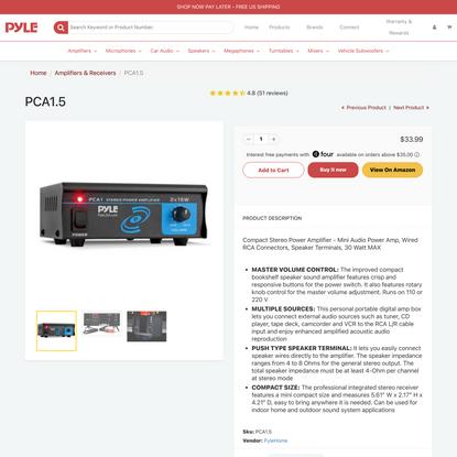 PCA1.5