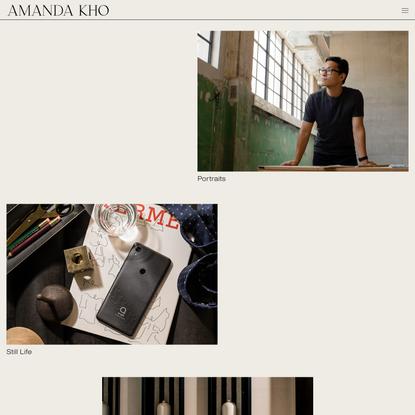 Amanda Kho