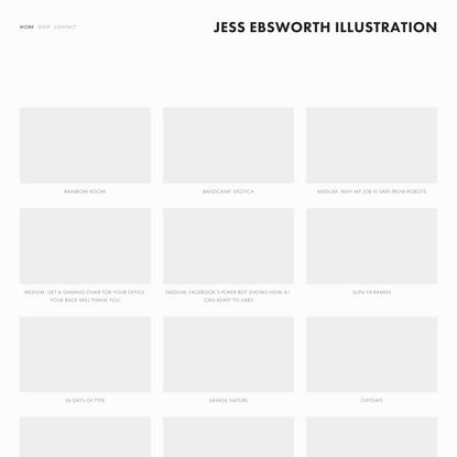 Jess Ebsworth Illustration