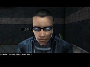 Deus Ex Malkavian Mod 4K