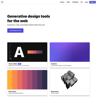 Components AI — A new way to explore generative design systems