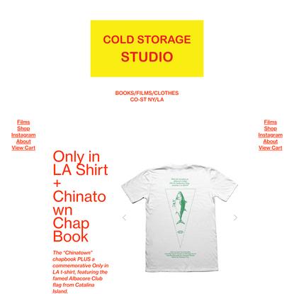 Cold Storage Studio