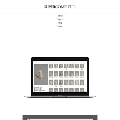 Supercomputer Studio