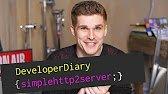 Developer Diary - YouTube