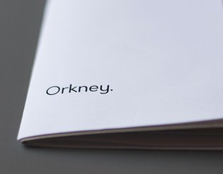 Orkney Open Source Typeface