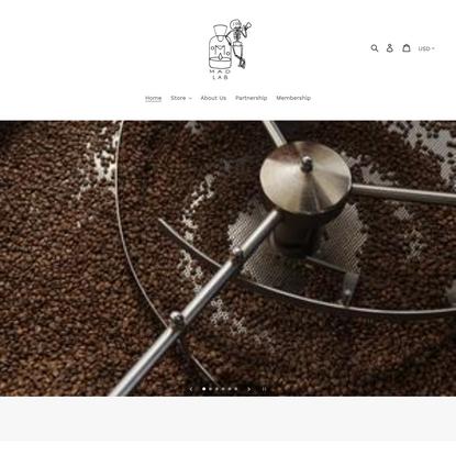 Mad Lab Coffee Roasters