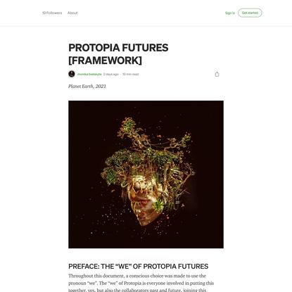 PROTOPIA FUTURES [FRAMEWORK]
