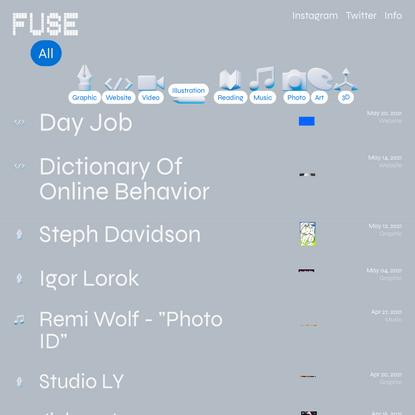 Fuse - Interesting Internet
