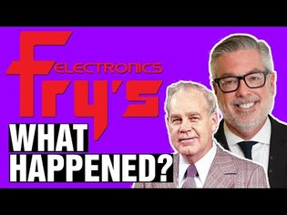 Fry's Electronics: The Story and Many Mistakes of Fry's
