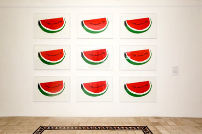 The Story of the Watermelon, Khaled Hourani (2007)