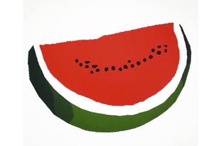 """Palestinian Flag"" by Khaled Hourani"