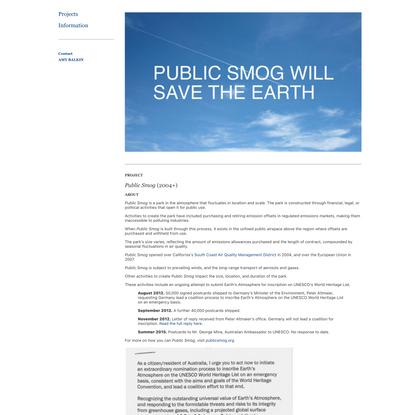 Public Smog