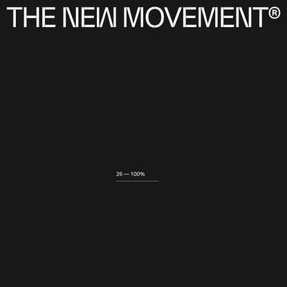 TNM - THE NEW MOVEMENT