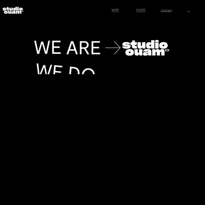 Home – Studio Ouam