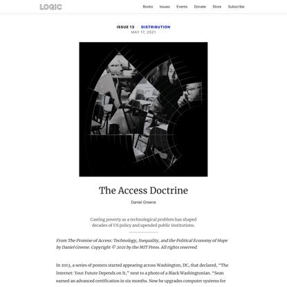 The Access Doctrine