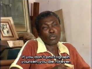   Future Remembrance: Photography and Image Arts in Ghana. 1998