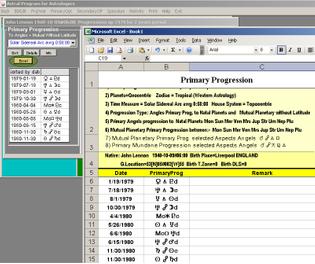 Astral Excel