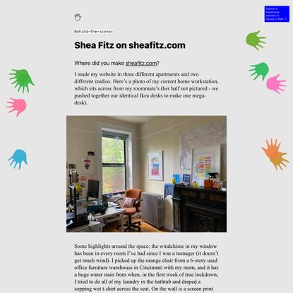 Shea Fitz on sheafitz.com