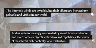 The internet's winds