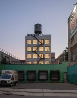 Photograph of Worrell Yeung's 77 Washington Ave., Brooklyn