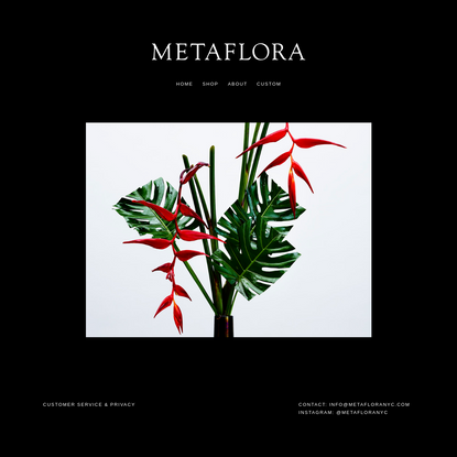 METAFLORA