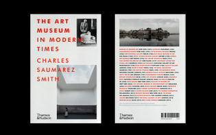 "Harry Pearce/Pentagram, ""The Art Museum in Modern Times"" (2021)"