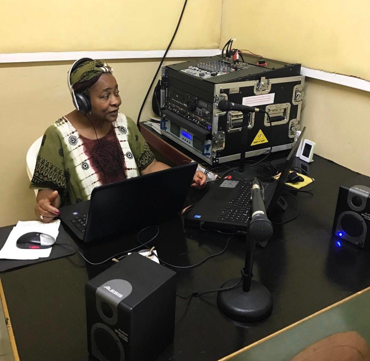 Abeng Community Radio Station