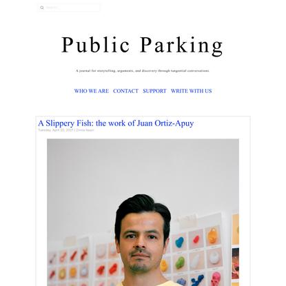 Public Parking Publication | Manitoba | Public Parking