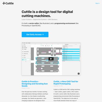 Cuttle